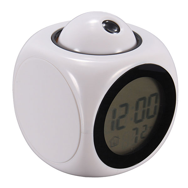 Multi-Function-LCD-Voice-Talking-LED-Projection-Alarm-Clock-Temp-Temp ...