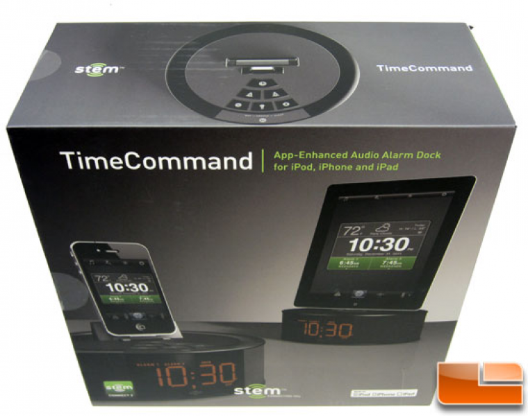 ... Review - Legit ReviewsTimeCommand is Not Your Average Alarm Clock