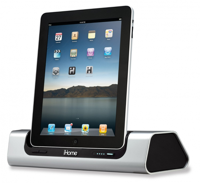 iHome iD9 iPod/iPhone/iPad Speaker Dock