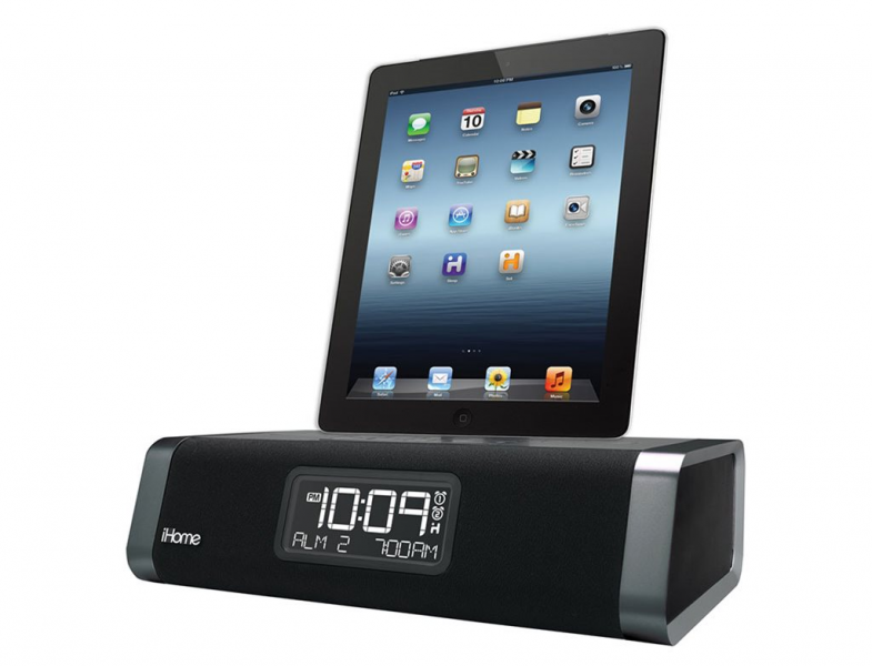 iHome 1 LIGHTNING DOCK + 1 USB ?ARJ SPEAKER - Teknosa
