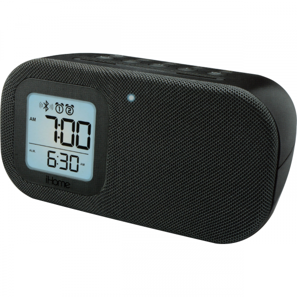iHome iBT21 Bluetooth Bedside Dual Alarm Clock IBT21BC B&H Photo