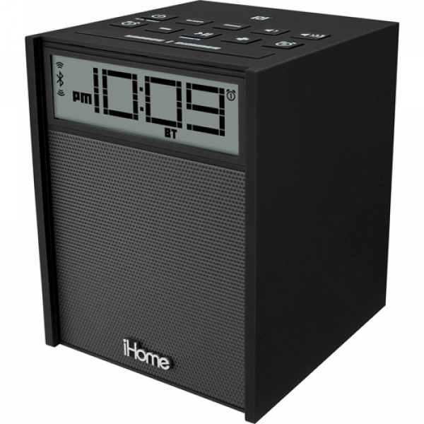 ihome bluetooth clocks ihome alarm clocks www top clocks com. Black Bedroom Furniture Sets. Home Design Ideas
