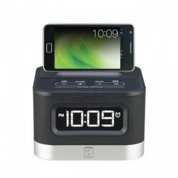 android smartphones alarm clock ihome alarm clocks www top clocks com. Black Bedroom Furniture Sets. Home Design Ideas