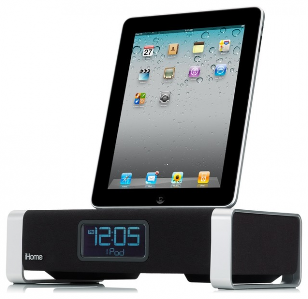 iHome iA100 Bluetooth Alarm Clock Radio clocks