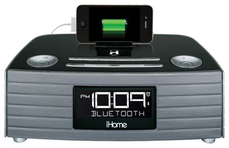 iHome iBT97 Bluetooth Alarm Clock clocks