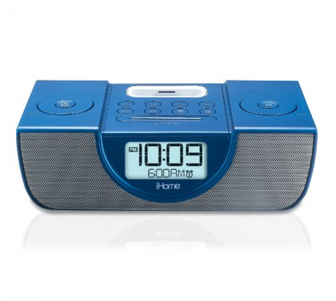 iHome iP42 Dual Alarm Clock Radio for iPod and iPhone Product Reviews ...
