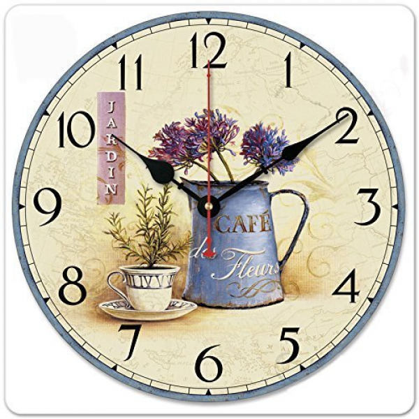 iCasso 12 Retro Vintage the Art of Inserting Flowers Euro Country ...
