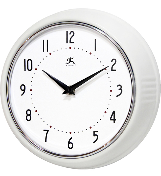 Home > Decor > Home Decor > Clocks > Retro Wall Clock