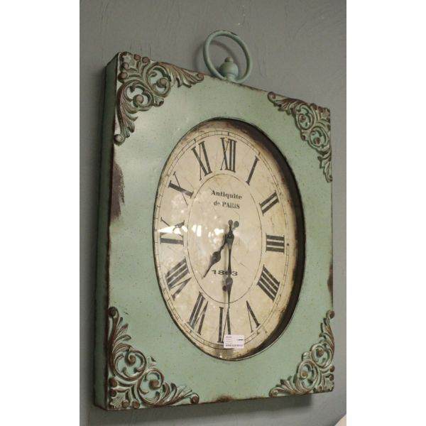 Vintage style clock | For the Home | Pinterest