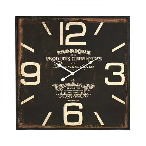 Home > Decor > Clocks > Wall Clocks > Retro Wall Clocks > Aspire Home ...