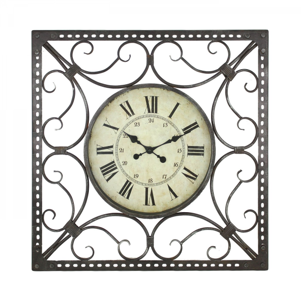 Home > Decor > Clocks > Wall Clocks > Traditional Wall Clocks > Aspire ...