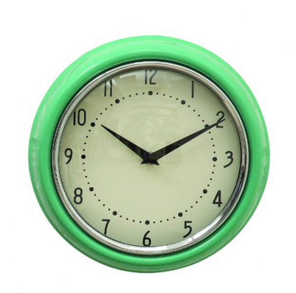 Creative Co-op Clock: Antique Desk Clocks - TOP-CLOCKS.COM