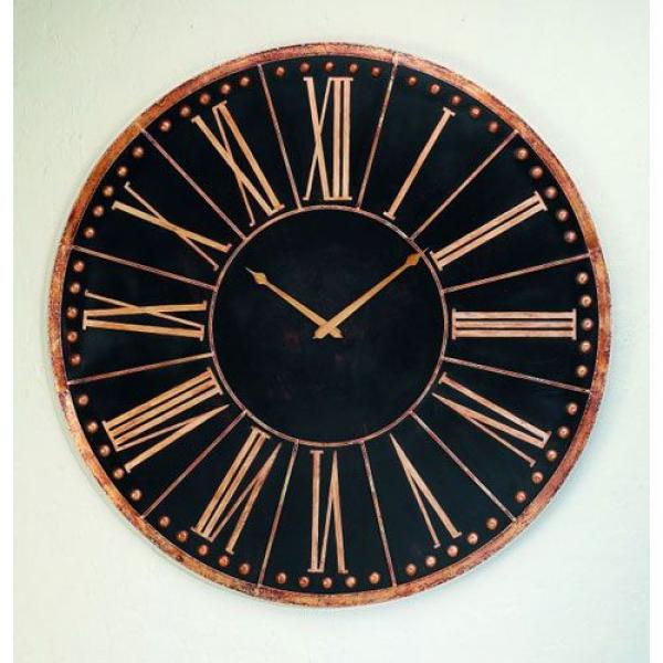 Iron Black Wall Clocks Retro Wall Clocks Www Top Clocks Com