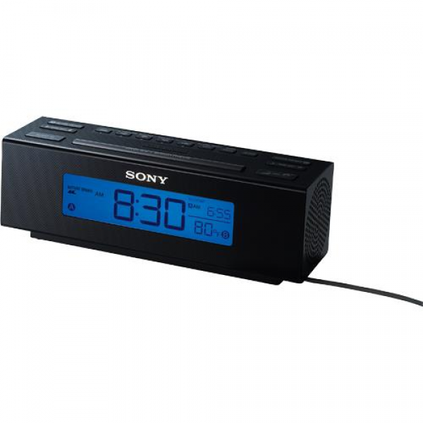 Sony ICFC707 Nature Sounds Clock Radio, Nature Sounds To Gently Fall ...