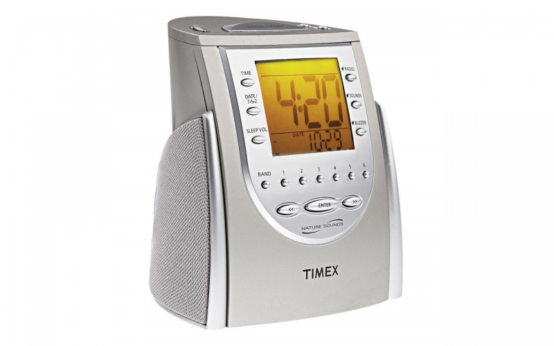 Timex T309T Alarm Clock Radio | Daily Steals