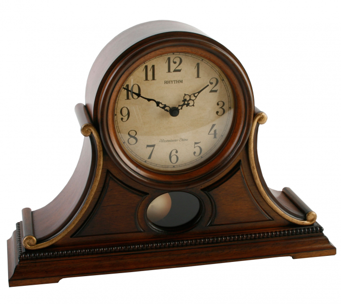 This makes an excellent gift to give or receive. Clock is supplied ...
