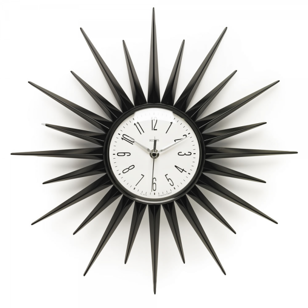 star shaped wall clock unique wall clocks www top