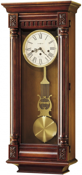 620 New Haven Wall Clock by Howard Miller | Wolf Furniture