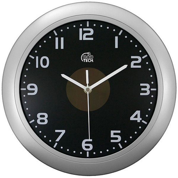 La Crosse Technology 12 Solar Analog Wall Clock - Walmart.com
