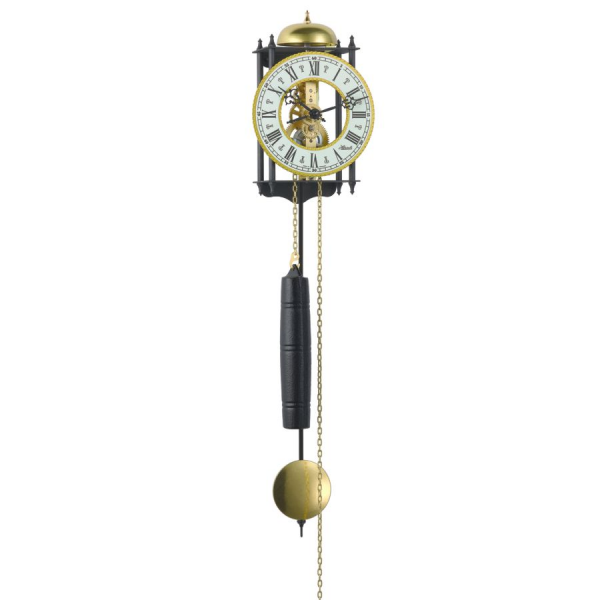 Hermle Skeleton Wall Clock 70731-000711