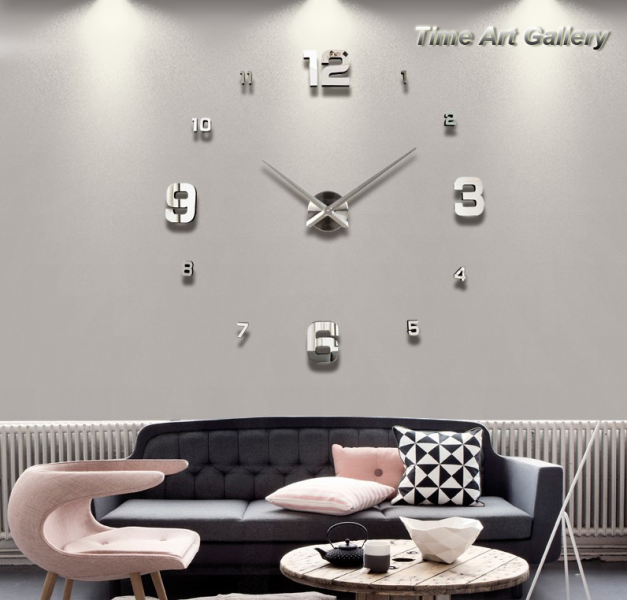 ... digital-wall-clock-Modern-design-big-decorative-wall-clocks-the-wall