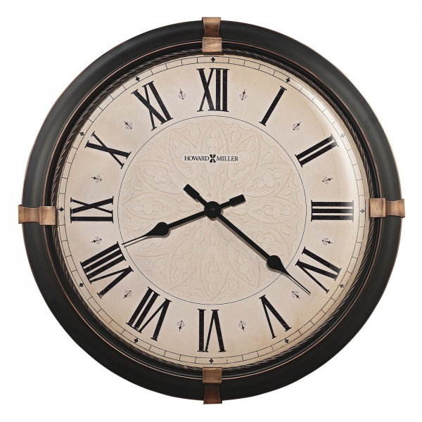 Howard Miller 625498 Atwater Wall Clock | ATG Stores