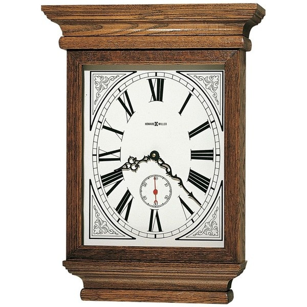 Howard Miller Fables 19 High Wall Clock ($209) liked on Polyvore
