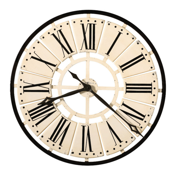 Large Wall Clocks: Howard Miller Pierre 625-546 Large Wall Clock ...