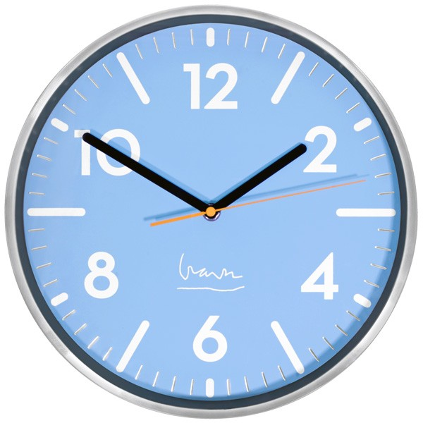 Witherspoon Wall Clock by Michael Graves - Wall Clocks - Clocks - Home ...