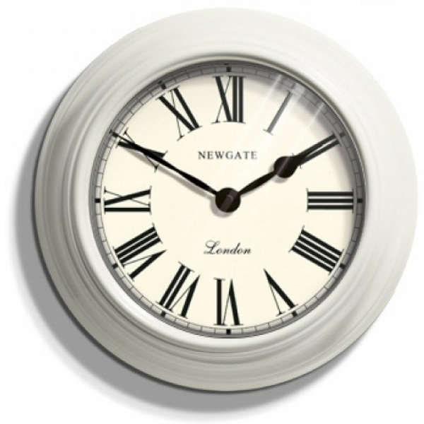 small black gallery wall clock by newgate clocks Quotes