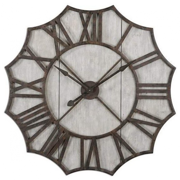 Uttermost - Elliston Clock - 06657 - Traditional - Clocks - salt lake ...