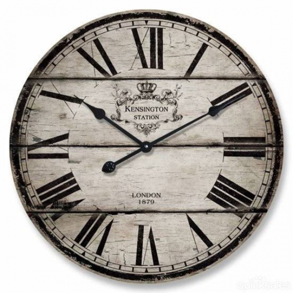 Kensington Station Wall Clock | Our Lovely Selection of Wall Clock ...