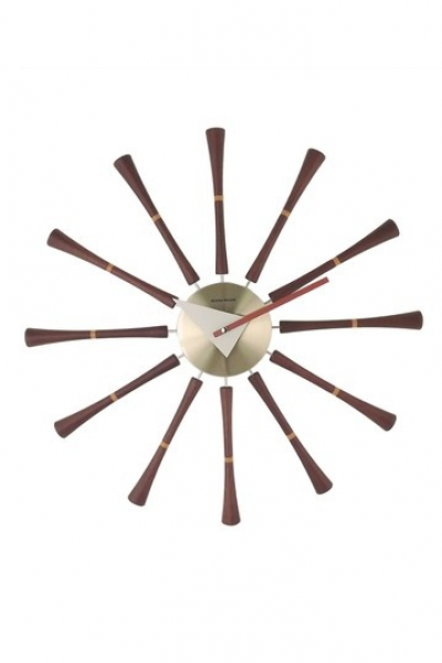 George Nelson Spindle Clock | Shopping List | Pinterest