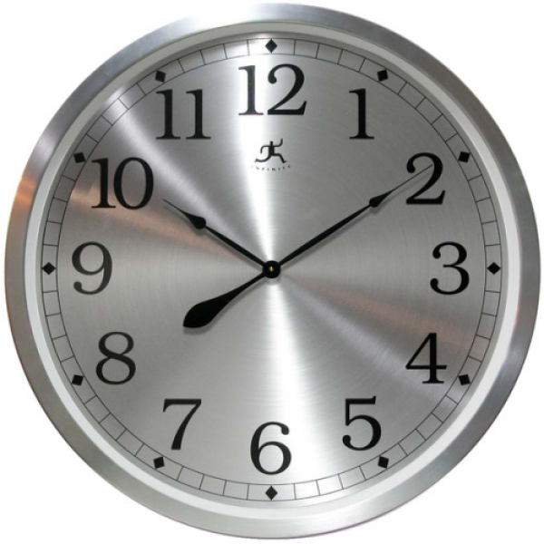 Radiance' 31.5-inch Aluminum Wall Clock Review
