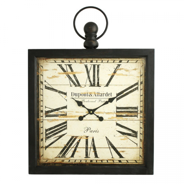 Aspire Square Wall Clock & Reviews | Wayfair