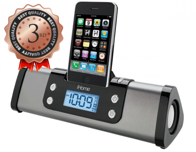 Best iPhone Alarm Clock Dock — ZenAwake™ Sleep Blog