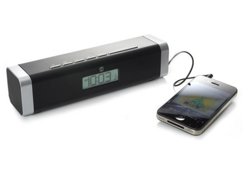 iHome Alarm Clock & USB Charging Dock
