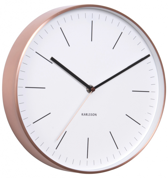 Shop by brand :: Karlsson :: Wall Clock Minimalist 27.5cm
