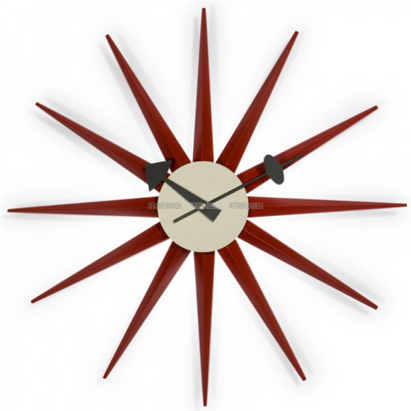 Starburst Wall Clock - Replica design meubelen