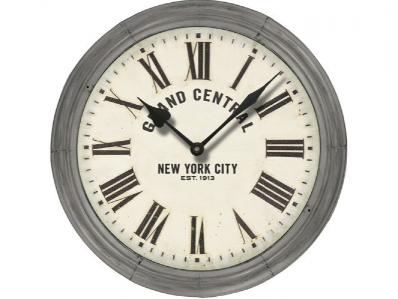 Grand Central 27 Wall Clock by Floating Circus - 25 - 29 Wall ...