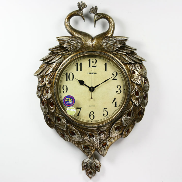 Peacock-fashion-style-clocks-wall-clock-home-clock-art-watch.jpg