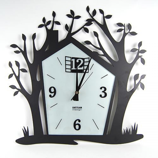 -iron-wall-clock-Creative-Art-Fashion-simple-decorative-wall-clock ...