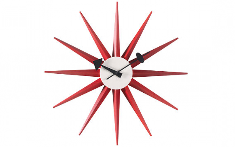 Home > Living > Accessories > Nelson™ Sunburst Clock