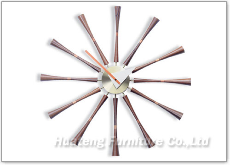 Product name: Nelson Spindle Clock