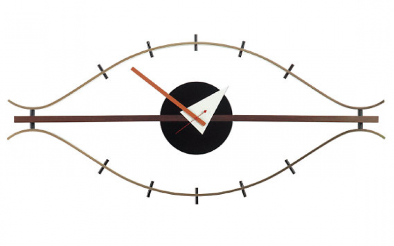 Nelson Eye Clock - Clocks - Accessories - Categories - Design Within ...