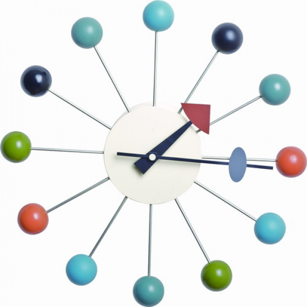 Nelson Ball Clock Wall Clock - Nelson Ball Clock Wall Clock offer ...