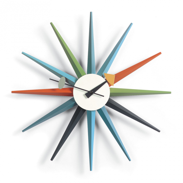 Vitra Sunburst Multi Clock - Accessories