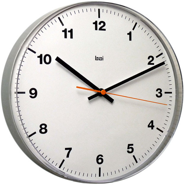 Home > Products > Accuron 11 inch Lucite Wall Clock
