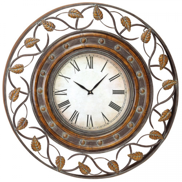Aspire Oversized 36 Decorative Wall Clock & Reviews | Wayfair