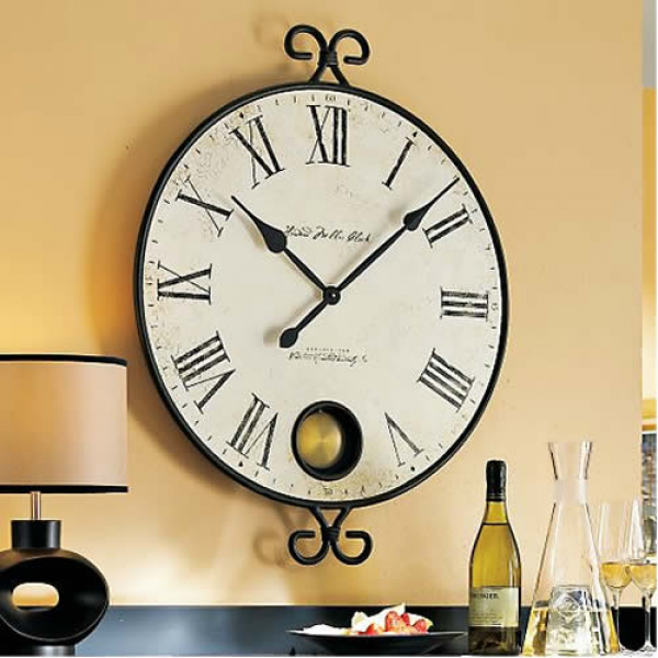 ... wall clocks / 625-310 Howard Miller Moment in Time - Gallery Wall
